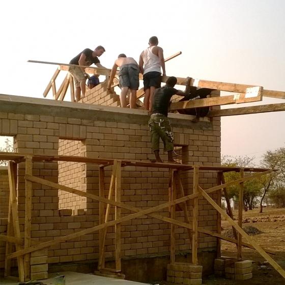 bildungscampus in malawi