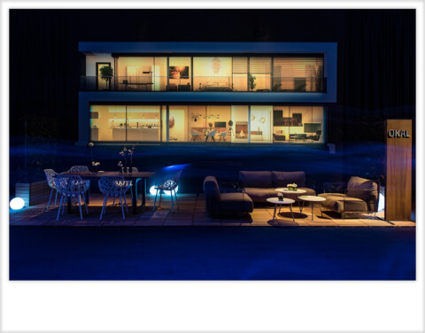 Goldene Kamera 2016 • Dinnerparty • OKAL Haus GmbH