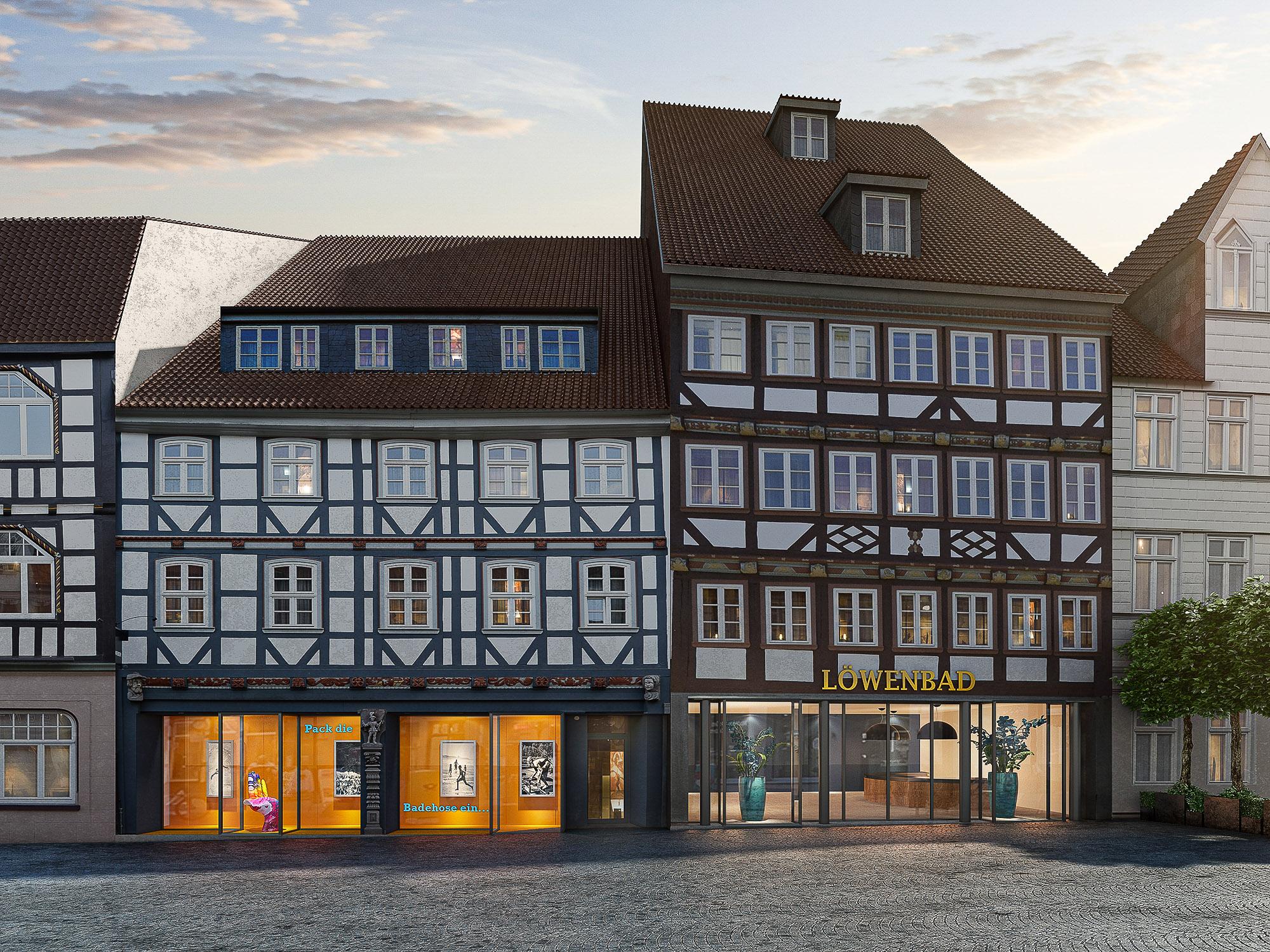 Löwenbad Marktstraße